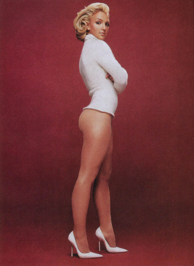 Britney Spears Action Nude 55
