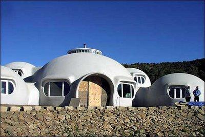 Bldgblog The Monolithic Dome Institute