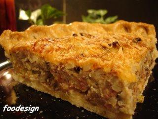 Foodesign Corned Beef Quiche