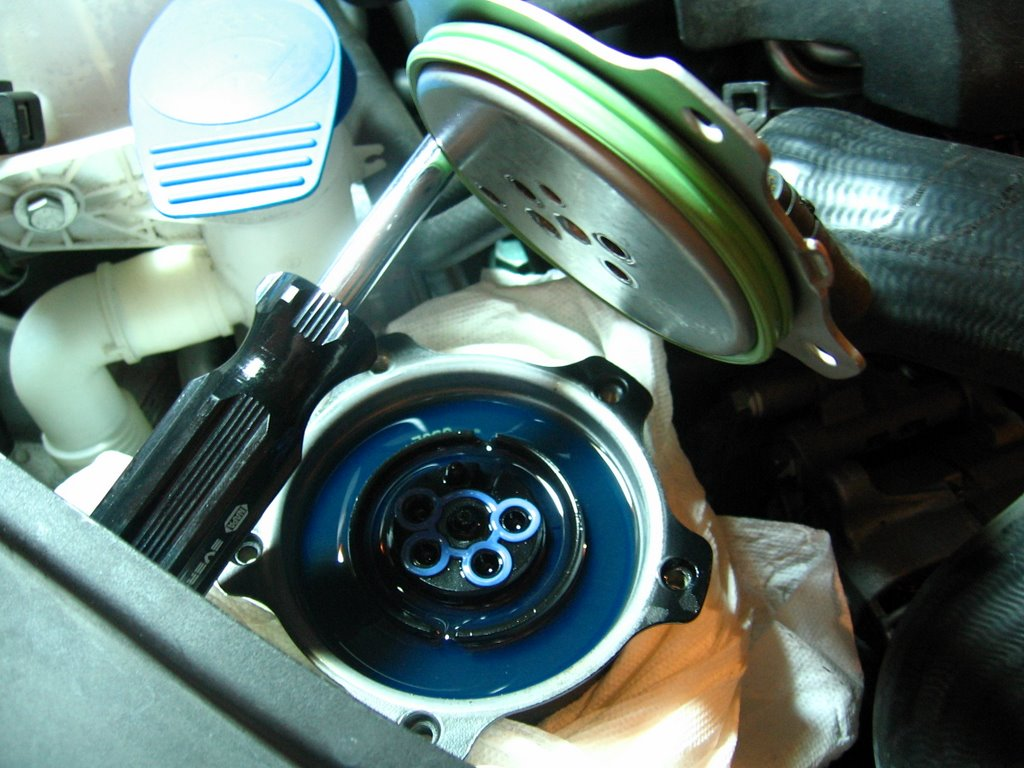 WRG-7963] Vw Tdi Fuel Filter Change