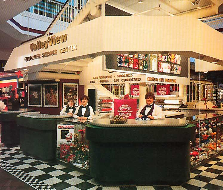 LiveMalls: Happy 20th Anniversary, Valley View Mall