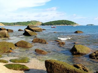 Ao Sane beach - Photo by Bill and Paula Monk