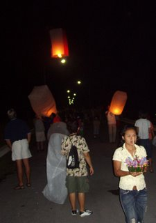 We ever practise something for Loy Krathong too I bring blogged several times nigh the festiv <a href=