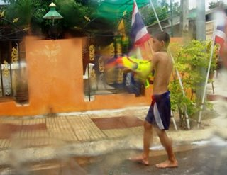 Songkran war