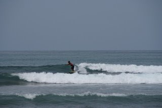 Surfing in Phuket