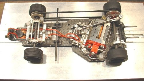 Slot Car News Gto Evo Quot Cf Quot Chassis