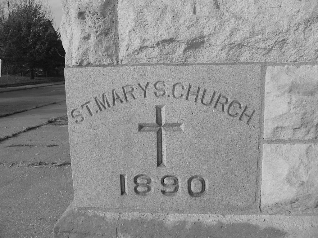 Curmudgeon S Cave St Mary S Church Kansas City Kansas