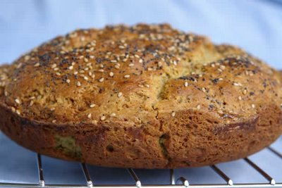 Artisan-Style Gluten-Free Multi-Grain Bread