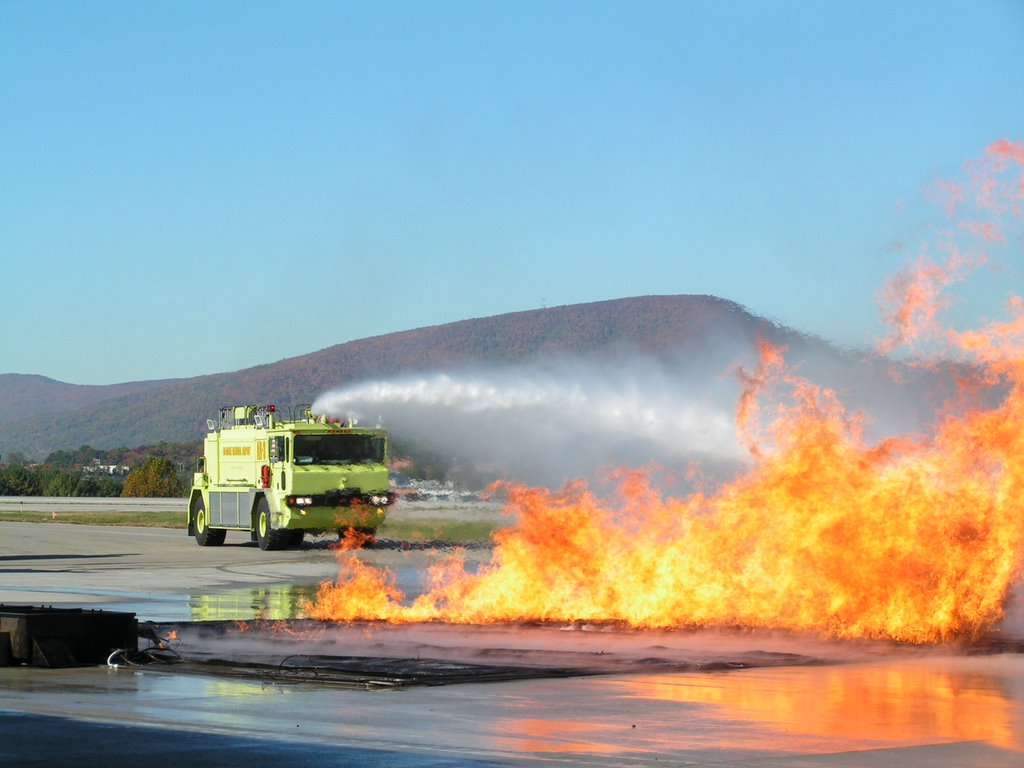 My Current Assignment Airport Rescue Fire Fighting Arff