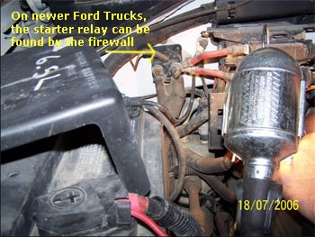 1998 3 0l Engine Ford Taurus No Crank Starting Problem