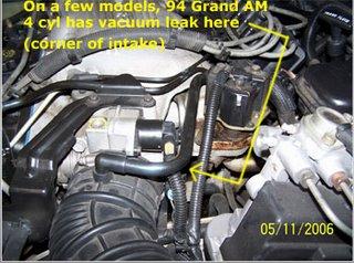 Intake Leaak Grand Am Copy