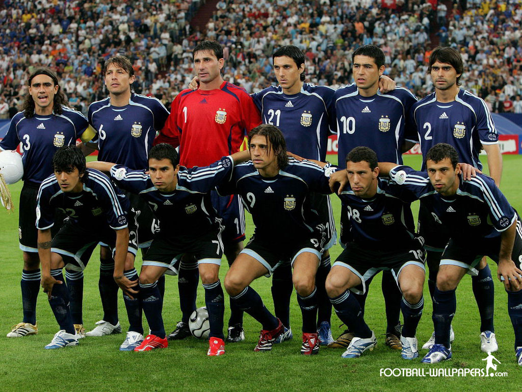 Argentina National Football Team Wallpapers: Football Wallpapers: Argentina National Team Wallpapers
