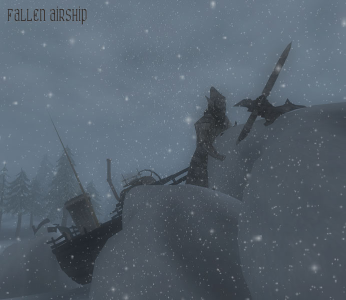 Frost in Morrowind: Chapter 95: Drifting