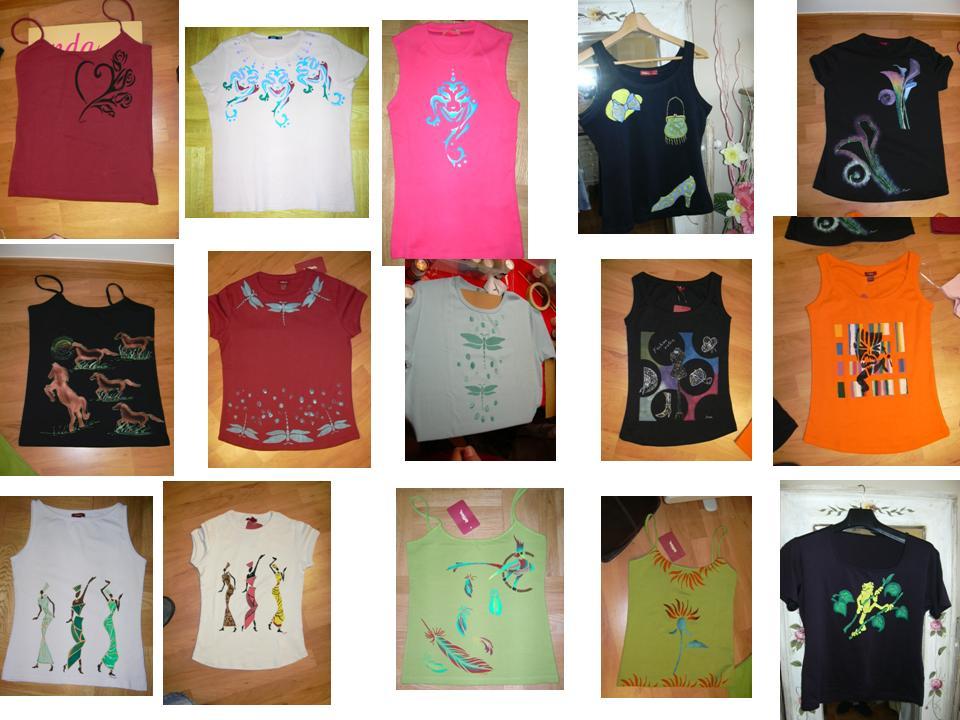 El Rincón De Rida Tutorial Para Pintar Camisetas