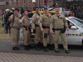 Ghost Buster at I-Con 2006