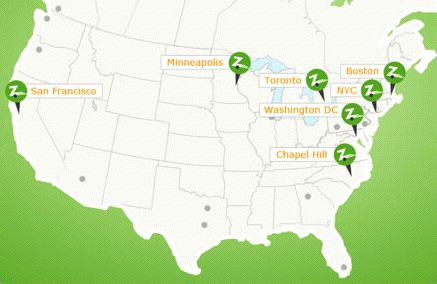 Carsharing.US: Stealth Launch in Toronto by Zipcar on google map, portland international airport map, linkedin map, home depot map, newark liberty international airport map, puma map, oracle map, logan international airport map, harvard map, zoom map, bay area rapid transit map, bank of america map, skype map, old navy map, gwinnett county transit map, george washington memorial parkway map, choice hotels map, pandora map, urban outfitters map, target map,