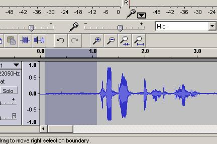 Technology Made Easy: Removing Hiss with Audacity