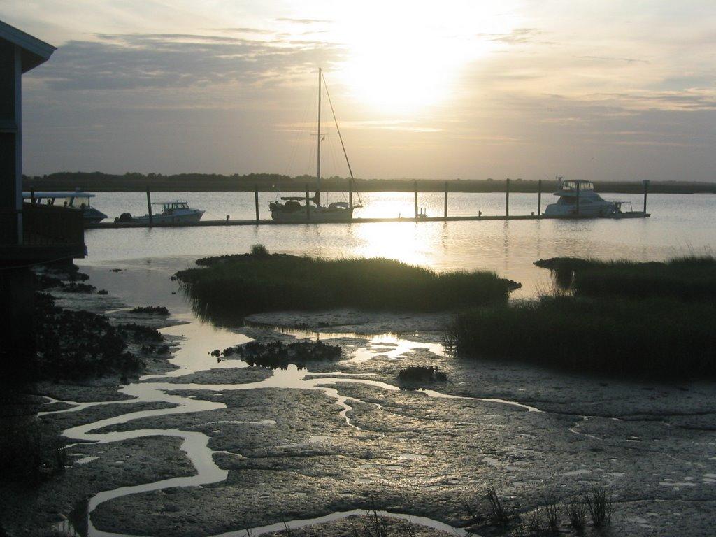How Far Is Jekyll Island From St Simon