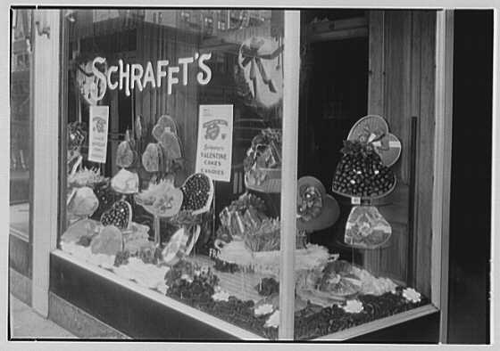 St. Valentine's Day window, Credit Line: Library of Congress, Prints and Photographs Division [reproduction number, LC-G612-T-52411].
