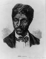 Dred Scott, REPRODUCTION NUMBER:  LC-USZ62-5092, Library of Congress, Prints and Photographs Division