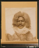 Matthew Alexander Henson, REPRODUCTION NUMBER:  LC-USZC4-7503, Library of Congress, Prints & Photographs Division,