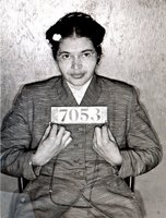Rosa Parks, This image is in the public domain because works such as official legal documents and public records created by state and local government agencies in the United States are generally not eligible for copyright