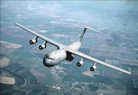 The C-141 Starlifter is the workhorse of the Air Mobility Command. The Starlifter fulfills the vast spectrum of airlift requirements through its ability to airlift combat forces over long distances, inject those forces and their equipment either by airland or airdrop, re-supply employed forces, and extract the sick and wounded from the hostile area to advanced medical facility. (U.S. Air Force photo)