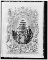 Christmas tree at Windsor Castle / drawn by J.L. Williams, REPRODUCTION NUMBER:  LC-USZ62-117376