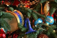 Christmas ornaments, White House photo by Susan Sterner