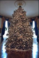 2001 White House Christmas Tree. White House photo by Tina Hager.
