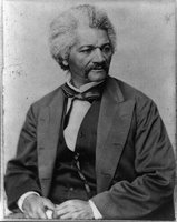 TITLE: Frederick Douglass, REPRODUCTION NUMBER: LC-USZ62-15887