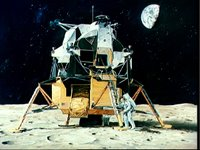 Apollo 11, Credit: NASA Johnson Space Center (NASA-JSC)