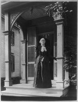 Susan B. Anthony, REPRODUCTION NUMBER: LC-USZ62-8760, Library of Congress, Prints and Photographs Division