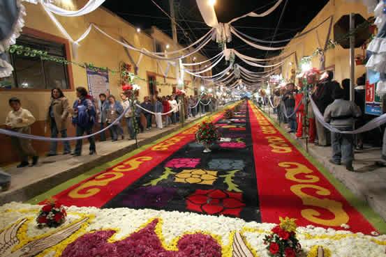 Rancho las voces fotoperiodismo m xico alfombras de Alfombras persas en mexico