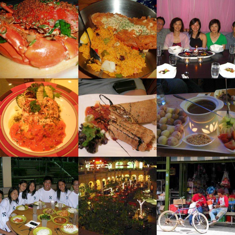 Singapore Food Culture