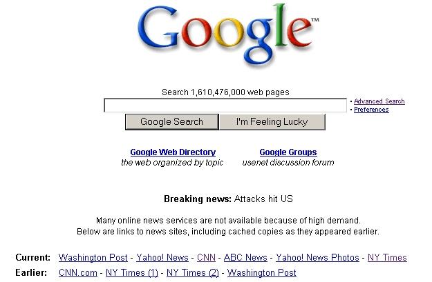 how to make google news my homepage