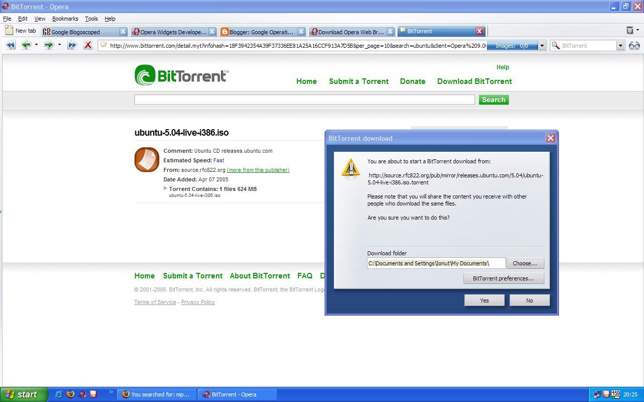 torrets sites