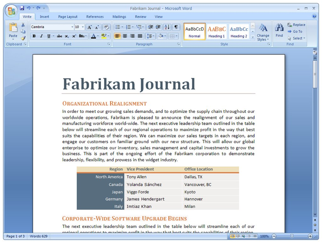 how to use microsoft word through gmail