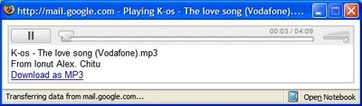Gmail Player Mp3