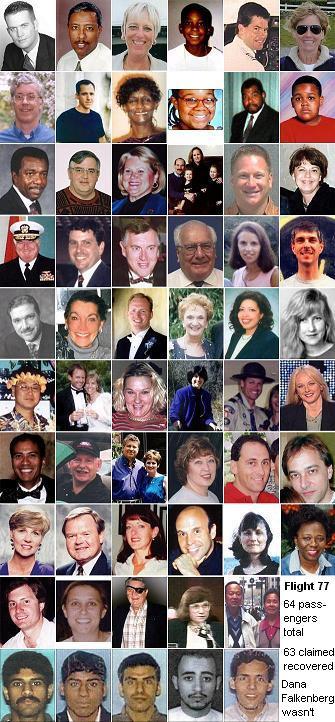 9-11 Research: Passenger Lists |American Airlines Flight 11 Passengers