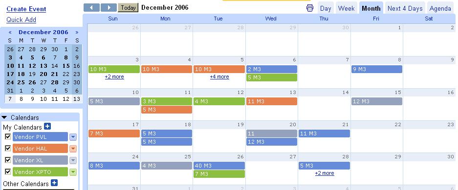Apolemia: Google Calendar for Enterprise Mashups? | On SAP