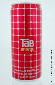 Today, The Feed looks at a new energy drink...Tab Energy.