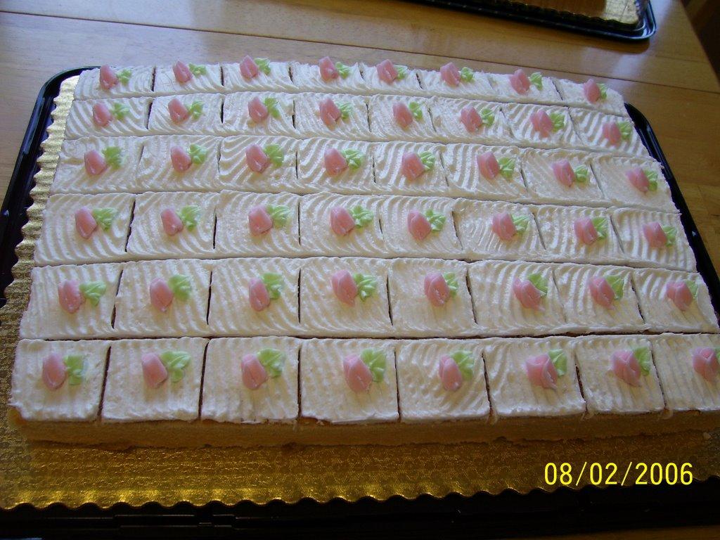 Pin Half Sheet Red Velvet Cake Leopard Print Theme Flickr