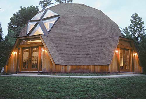 Dome Homes Offer Unmatched Energy Efficiency