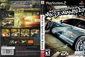 Ps2 Game Need For Speed Most Wanted