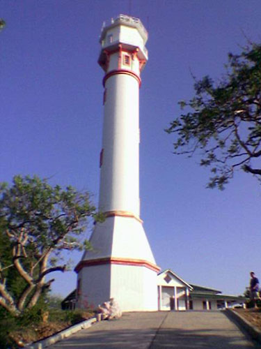 Cape Bolinao Lighthouse « Heritage Conservation Society