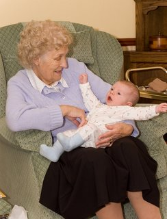 Yet another one of Alex and Gran