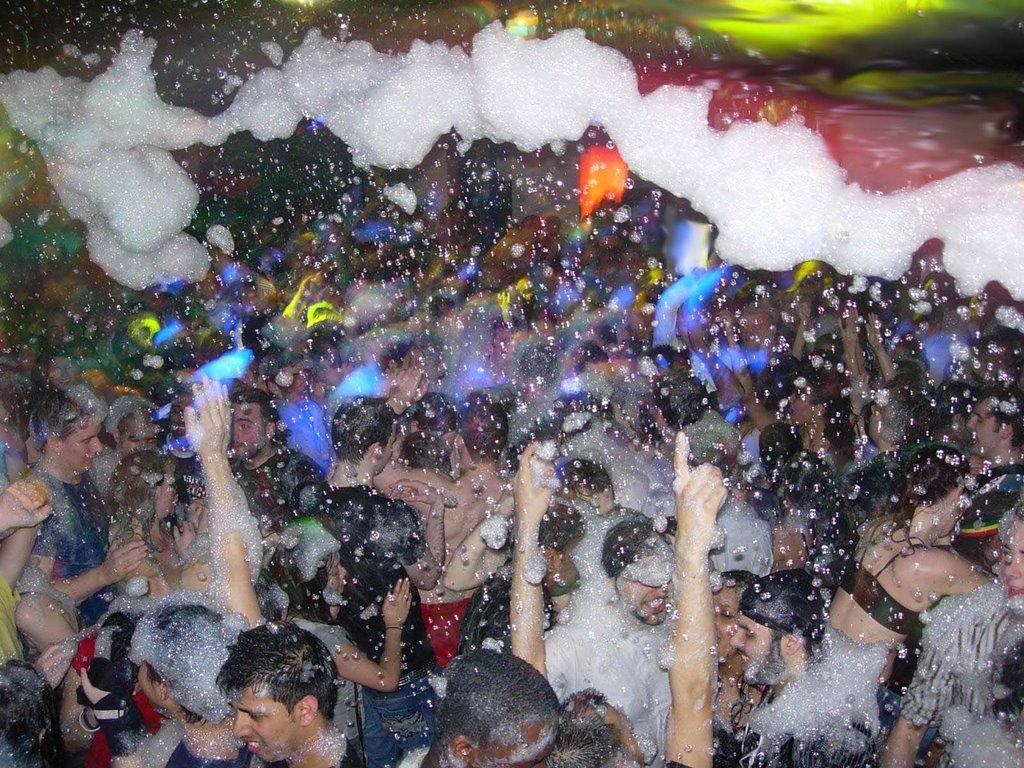 Foam party london