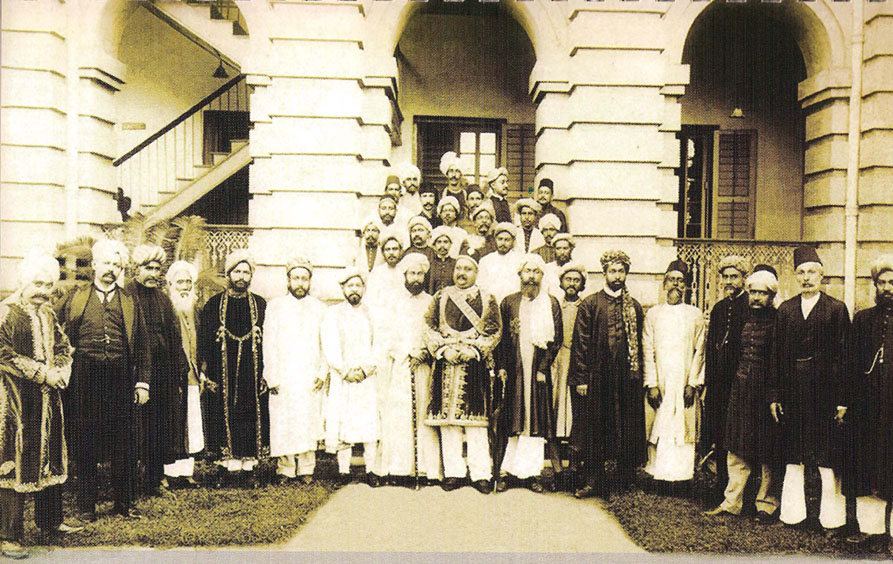 Partition of Bengal (1905)