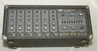 Hudson Valley Yard Sale Peavey Xr 600b Amp Mixer
